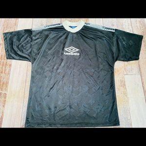 Umbro Vintage black top size L
